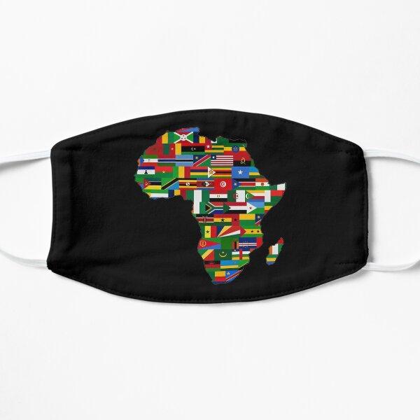 Geist von Afrika Flache Maske