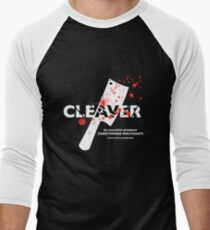 "The Sopranos presents ""Cleaver"" Men's Baseball ¾ T-Shirt"