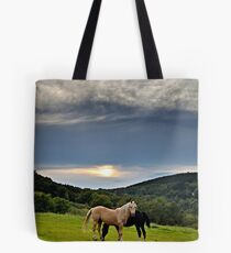 By the end of the day... Tote Bag