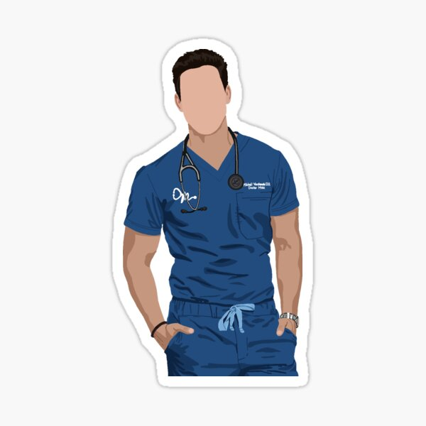 Doctor Mike - Famous Youtuber Sticker
