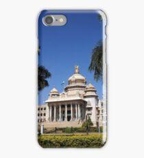 Vidhana Soudha, Bengaluru iPhone Case/Skin