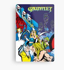 Gaming [Arcade] - Arcade Gauntlet Metal Print