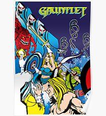 Gaming [Arcade] - Arcade Gauntlet Poster