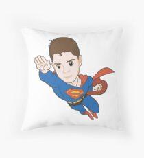 Kostas eldest son  Throw Pillow