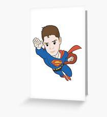 Kostas eldest son  Greeting Card