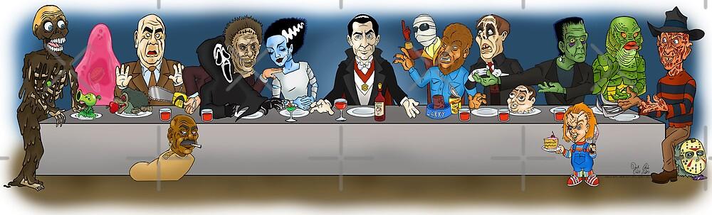 Monsters Last Supper  by Dan e Dav  Store