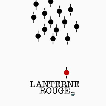 Lanterne Rouge by citycycling