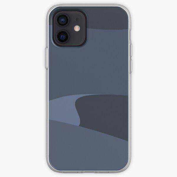 Minimalist Desert At Night iPhone Soft Case