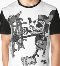 Steamboat Willie Graphic T-Shirt