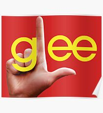 Glee losers logo Poster