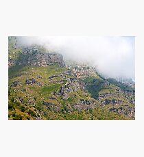 Clouds Of Amalfi Photographic Print