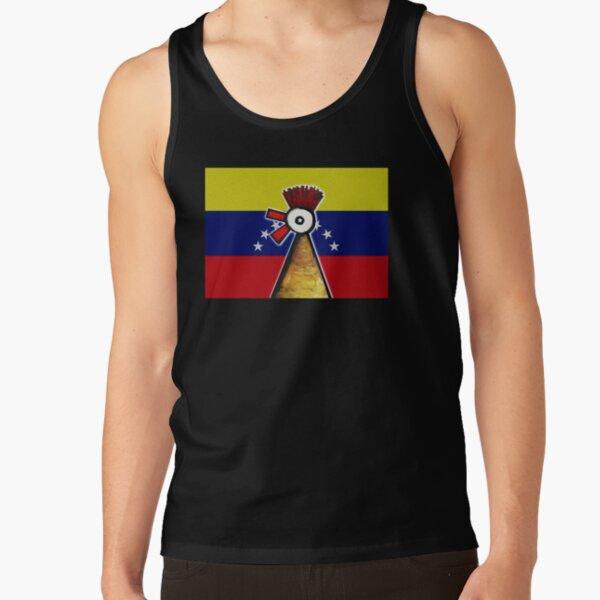El Gallito  Venezolano Tank Top