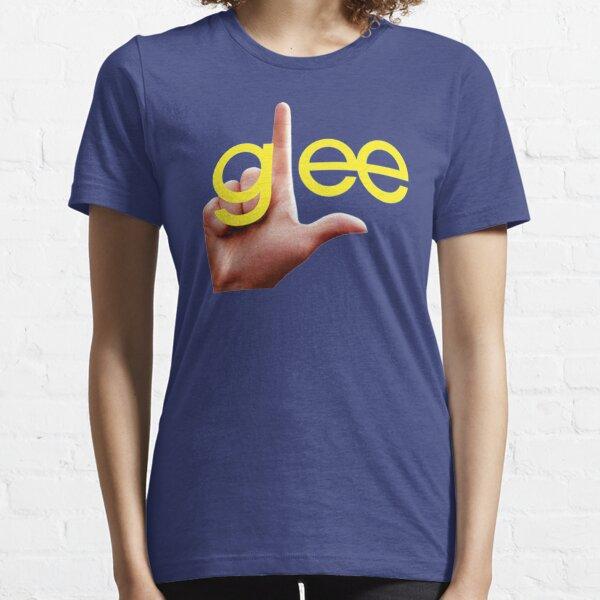Glee perdedores logo Camiseta esencial