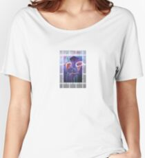Purple Calla  Women's Relaxed Fit T-Shirt
