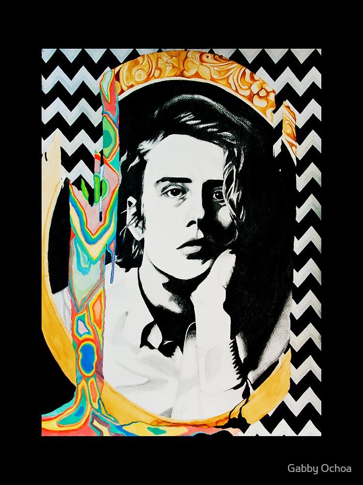 Christopher Owens by Gabby Ochoa