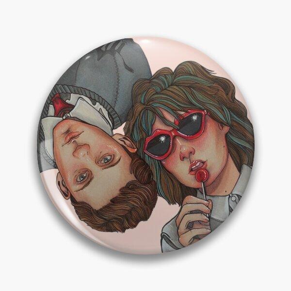 Dating Amber (Eddie + Amber) Pin