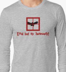 Errol lost my homework Long Sleeve T-Shirt