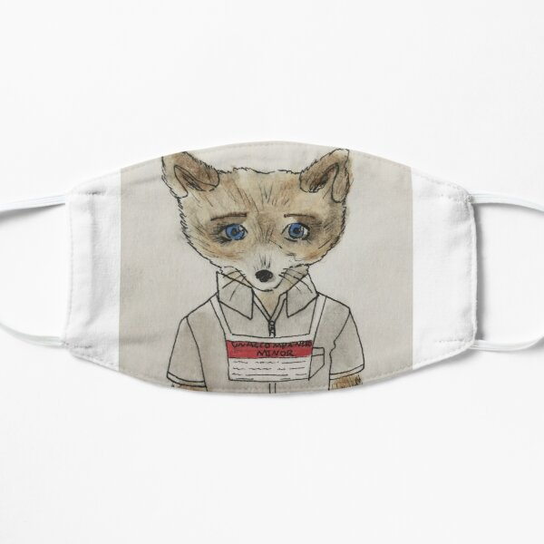 Kristopherson - Fantastic Mr. Fox Flat Mask