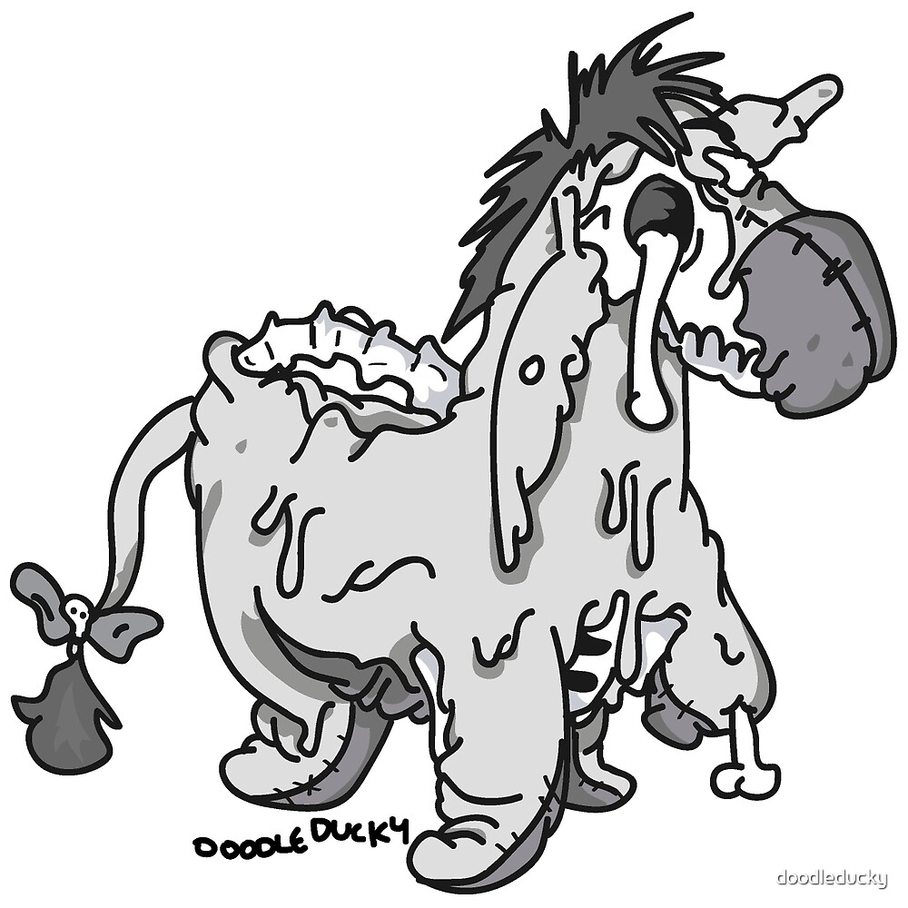 Eeyore by doodleducky