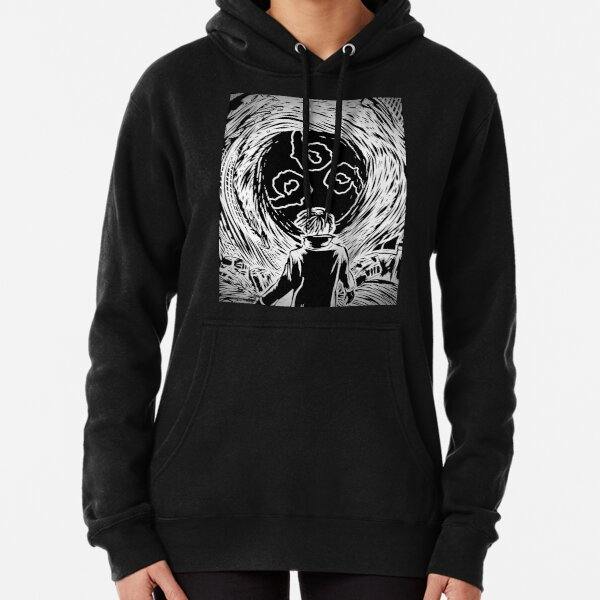 JUICE WRLD 9 9 9 - LOST IN THE ABYSS Pullover Hoodie