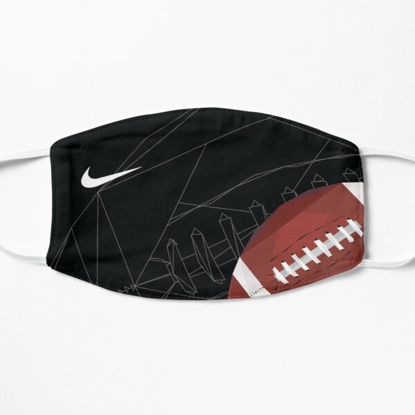 Football athletic sports mask Flat Mask