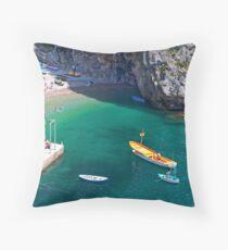 Praiano Pleasure Throw Pillow