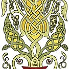 Celtic Tree of Life by greyhand
