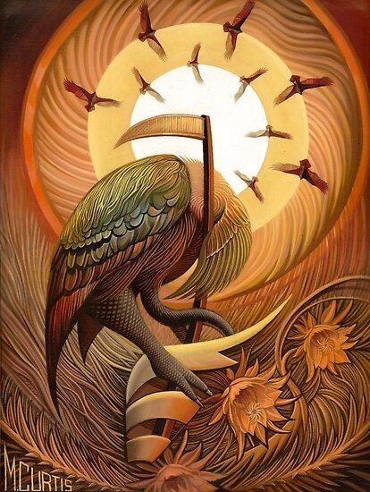 Vultures by Matt Curtis