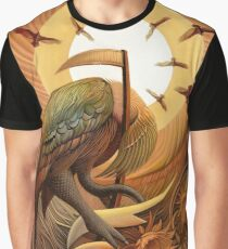 Vultures Graphic T-Shirt