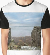 Above The Mist Graphic T-Shirt