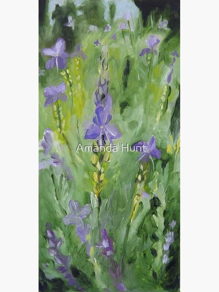 Purple Garden by KeLu