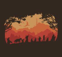 Nine Companions | Unisex T-Shirt