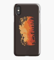Nine Companions iPhone Case