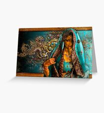 Priya Greeting Card