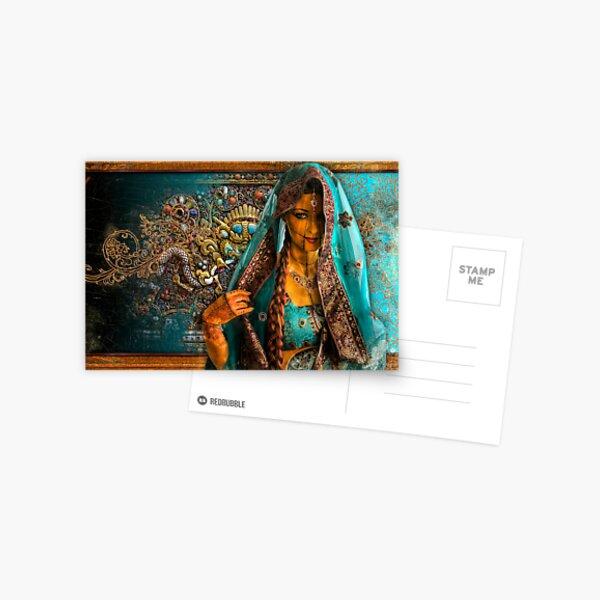 Priya Postcard