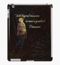 Luna Lovegood With Quote iPad Case By MyLittleFandoms iPad Case/Skin