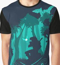 Lied der Zeit Grafik T-Shirt