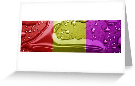 Simple Water Colors by David Piszczek