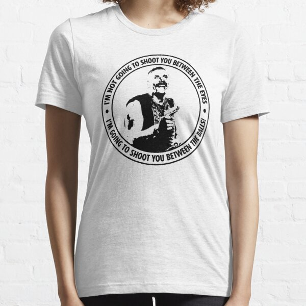 Bennett John Matrix Commando classic 80s movie Essential T-Shirt