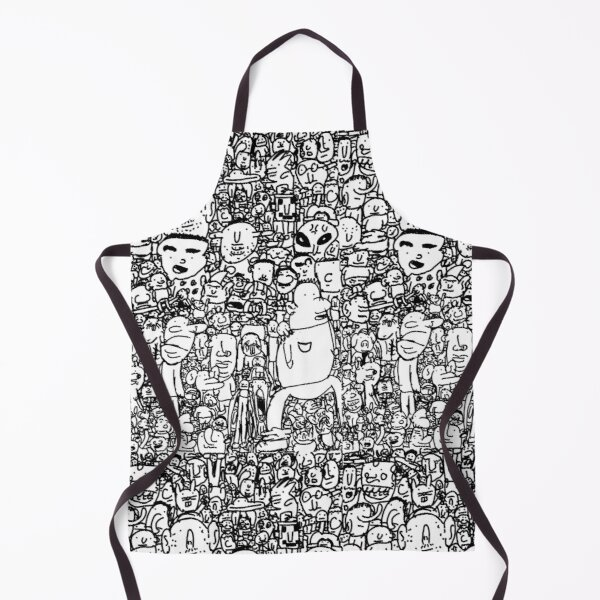 Busy guys Apron