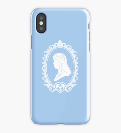 Heroes of Hyrule - The Princess iPhone Case