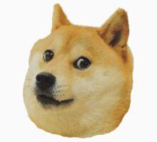 shibe doge face | Unisex T-Shirt