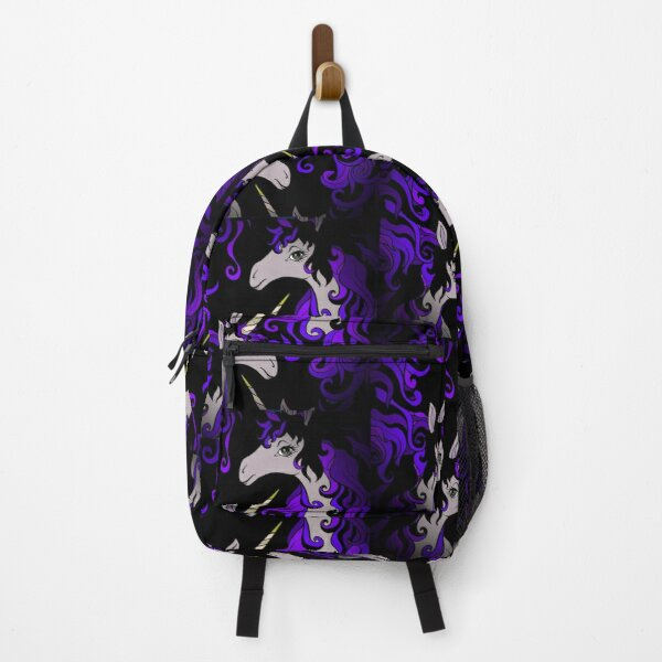 Purple Haze of Unicorns Backpack