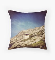 Sant Bernardino Throw Pillow