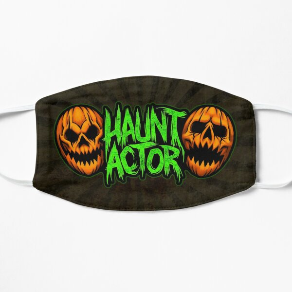 Haunt Actor Mask