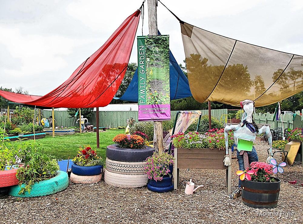 Fun in the Garden by Monnie Ryan