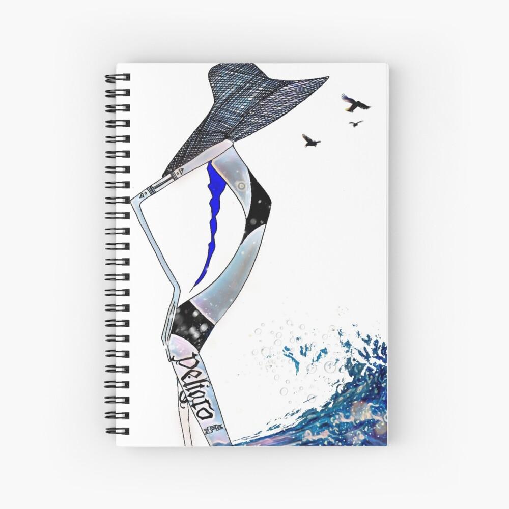 Peligrosa Spiral Notebook