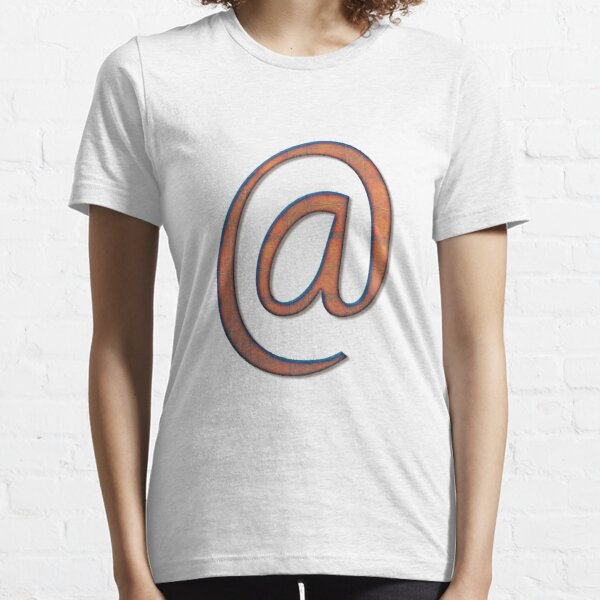 At sign Essential T-Shirt