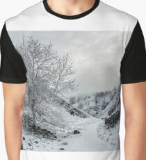 A Winters Walk Graphic T-Shirt