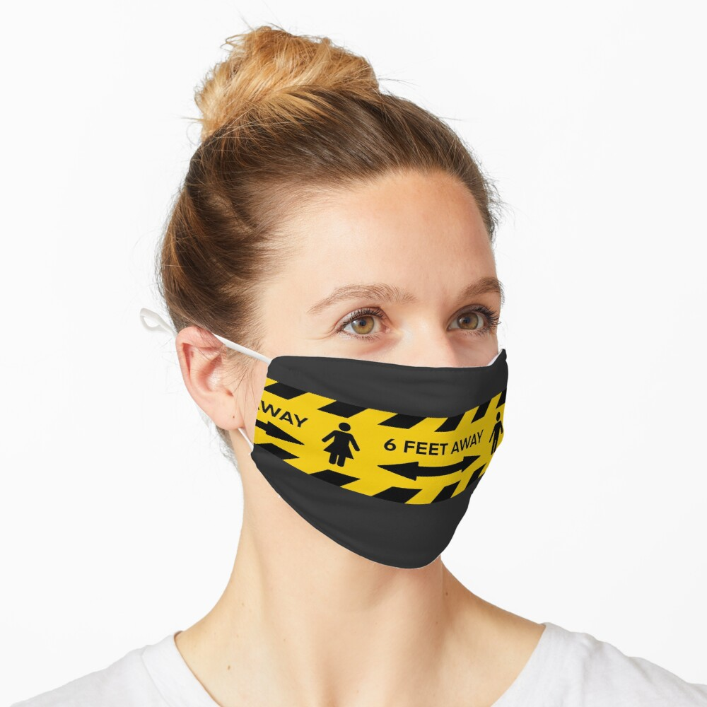 Urban Pop Design (4/4) Mask
